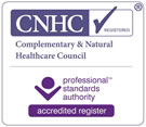 Complementary and Natural Healthcare Council Registered